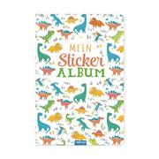 Mein Stickeralbum Dino