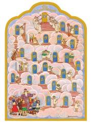Adventskalender 'Die Himmelstreppe'