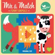 Mix & Match - Funny Animals