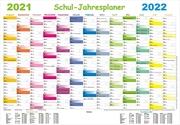Schul-Jahresplaner 2021/2022