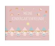 Meine Kindergartenfreunde - Rosa - Cover
