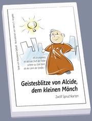 KartenKästchen 'Kleiner Mönch'