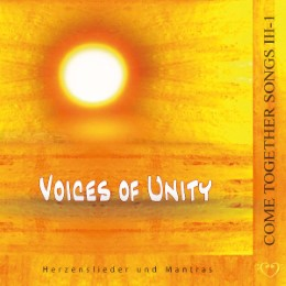 Voices of Unity - Come Together Songs III-1