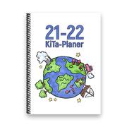 Kita-Planer 2021/22 - 1 Woche - 2 Seiten