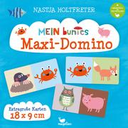 Mein buntes Maxi-Domino - Cover