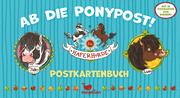 Postkartenbuch 'Die Haferhorde - Ab die Ponypost!'