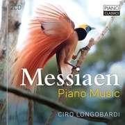Olivier Messiaen: Klavierwerke