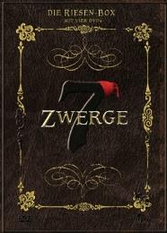 7 Zwerge - Riesen-Box