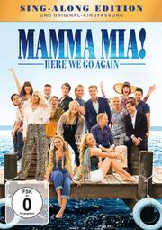 Mamma Mia! 2 - Here we go again - Cover
