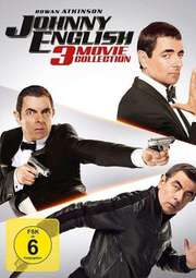 Johnny English - 3 Movie Collection