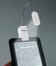 Leselampe eBook Reader Booklight Weiß