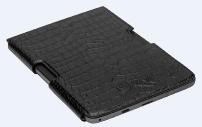 PocketBook Sense (grau) mit KENZO-Cover