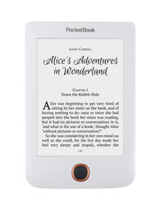 PocketBook E-Book-Reader Basic 3 white (weiß)