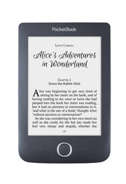 PocketBook E-Book-Reader Basic 3 black (schwarz)