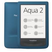 PocketBook E-Book-Reader Aqua 2 azure (blau)
