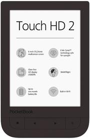 PocketBook Touch HD 2 dark chocolate