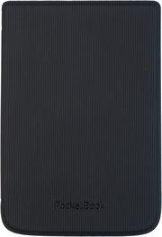 Schutzhülle Shell straight lines black (gerade Linien schwarz)