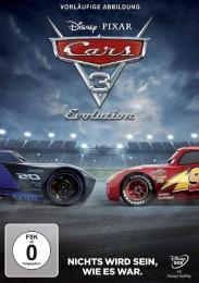 Cars 3 Evolution