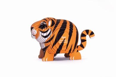 Dodoland Puzzle Eugy - Tiger