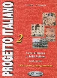 Progetto italiano 2. Libro dei testi e della gramm