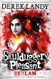 Skulduggery Pleasant - Bedlam