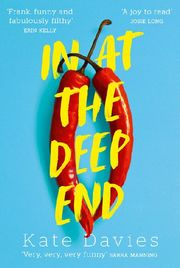 In at the Deep End - Cover