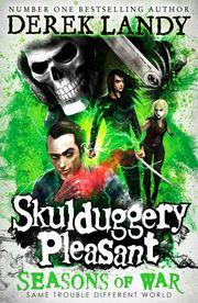Skulduggery Pleasant - Seasons of War