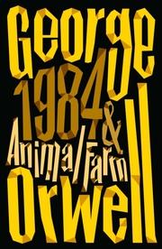 Animal Farm/1984 Nineteen Eighty-Four