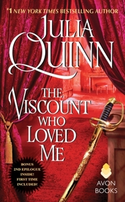 The Viscount Who Loved Me - Cover