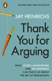 Thank You for Arguing