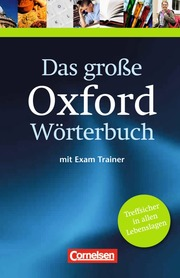 Das große Oxford Wörterbuch