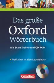 Das große Oxford Wörterbuch - Second Edition
