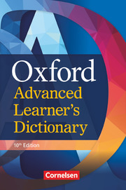 Oxford Advanced Learner's Dictionary - 10th Edition