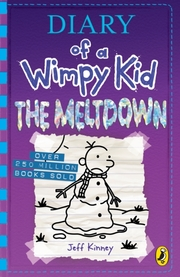 Diary of a Wimpy Kid - The Meltdown