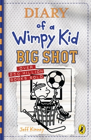 Diary of a Wimpy Kid - Big Shot