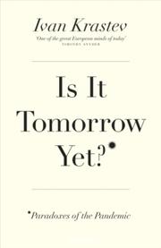Is It Tomorrow Yet?
