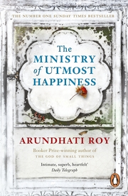 The Ministry of Utmost Happiness - Cover