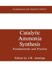 Catalytic Ammonia Synthesis