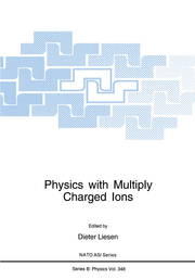 Physics with Multiply Charged Ions