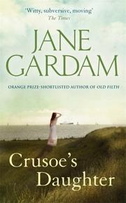 Crusoe's Daughter - Cover