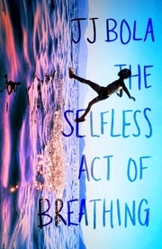 The Selfless Act of Breathing - Cover