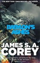 Babylon's Ashes - Cover