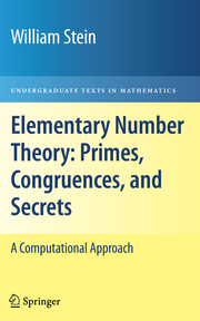 Elementary Number Theory: Primes, Congruences, and Secrets