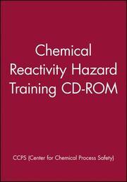 Chemical Reactivity Hazard Training