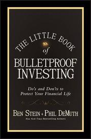 The Little Book of Investing Do's and Don'ts