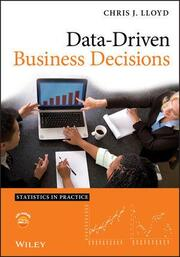 Data Driven Business Decisions