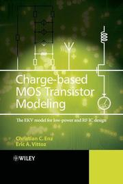 MOS Transistor Modeling for Integrated Circuit Design