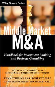 Middle Market M & A