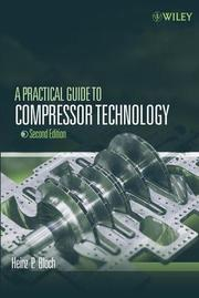 A Prctical Guide to Compressor Technology
