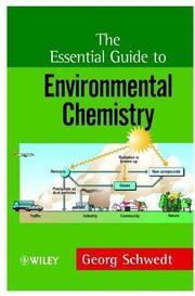 An Essential Guide to Environmental Chemistry